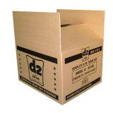 강한 움직이기를 위한 질에 의하여 주문을 받아서 만들어지는 크기 브라운 화물 박스