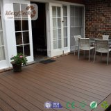 Fabricant de Guangzhou bois Composite Decking WPC Co-Extrusion Outdoor