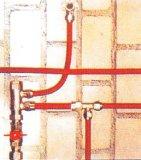Ligne composée d'extrusion de pipe d'Aluminium-Plastique de soudure de superposition de Pex