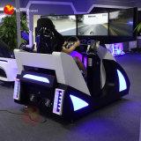Divertido Simulador de coches de carreras con 3 pantallascómodo asiento de carreras