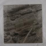 Antideslizante suelo pulido azulejos de cerámica negro 500x500