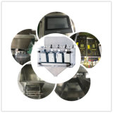 Producto de la agricultura pila de discos el pesador linear