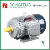Электрический двигатель AC тела чугуна серии OEM/ODM y трехфазный