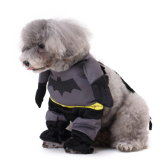 Batman Superman Costume Vêtements Vêtements pour animaux de compagnie pour chiens et chats