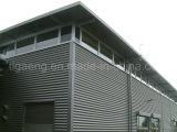 Painel de sanduíche material do painel Polystyrene/PU do metal/painel do telhado
