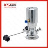Automaitc Puxador de retorno da válvula de amostragem asséptica