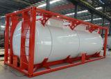 20FTのISO標準の化学液体プロパン立方タンク容器