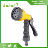 8-Pattern Plastic Water Spray Nozzle