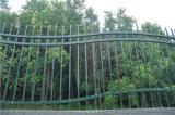 Bella barriera di sicurezza 90-5 del giardino della parte superiore dell'onda