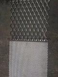 Tausendstel-Ende-dekoratives erweitertes Metallaluminiumineinander greifen-Panel