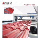 Painéis de plástico do teto da onda de PVC de extrusão, Máquina de Produção