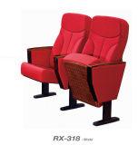 Silla del auditorio de la pierna del hierro de la alta calidad (RX-318)