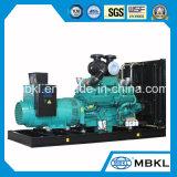 728kw/910kVA tipo dell'interno generatore diesel con Cummins Engine per la casa & l'uso commerciale