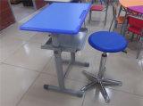 Conjunto de mobiliario escolar solo estudiante Desk para la venta (SF-06S)