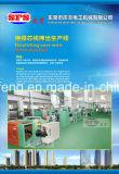 O extrusor de extrusão de Teflon de alta precisão, cabo USB3.1 extrusor, Máquina de cabo do tipo C,