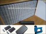 W12 1/2 인치 긴 1 인치 폭 대조된 W 물결 모양 잠그개 6912/Box