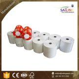 80x80mm Rouleaux de papier thermique 31/8 x200' réception papier thermique