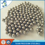 Esfera de aço inoxidável para aluguer Round esfera de metal sólido