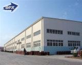 軽い金属の建築構造の切り妻フレームのプレハブの産業鉄骨構造の倉庫