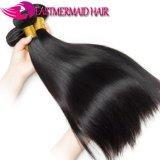 O cabelo humano de 100% empacota a trama indiana de Striaght do produto de cabelo