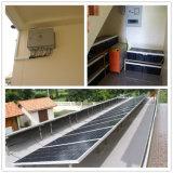 고품질 격자 떨어져 광전지 태양 에너지 시스템 태양 전지판 장비