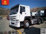 30 tonnellate di HOWO 6X4 10 del carraio di trattore di Sinotruk/testa del rimorchio camion della carrozza