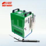 Hidrogênio Oh100 de Oxy da máquina de soldadura da cera da carcaça de investimento
