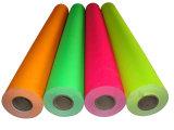 La pâte de papier de couleur papier fluorescent