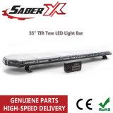 Alimentation professionnelle 55pouces bar lumineux pour LED linéaire pour la police/voiture/de trafic
