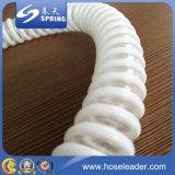 Высокой шланг всасывания PVC давления гибкой ровной усиленный спиралью