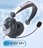 Auriculares con micrófono - AD-K305