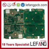 Монтажная плата PCB медицинских инструментов OSP высокая Tg170 V0