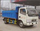 3t de Vrachtwagen van de stortplaats met Chassis Daf