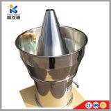 Melhor qualidade do óleo essencial de terebintina Equipamento de destilação a vapor