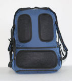 Sac à dos maniable de sport d'ordinateur portatif de Daypack de course extérieure d'hommes