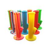中国の卸し売り手作りされたシリコーンの煙る管のガラスアクセサリのシリコーンの煙る管