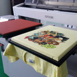 Промышленная тенниска DTG печатной машины направляет к печатание тенниски размера принтера A1+ тенниски одежды дешевому