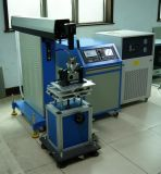 saldatrice del laser 300W per lo strato di 0.025mm che salda la saldatura di lamiera sottile
