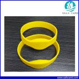 Wristbands di RFID per la riga soluzione del parco di divertimenti