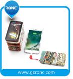Mejor construido en la batería 5000mAh de la potencia del cargador del teléfono móvil del cable