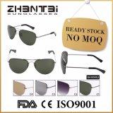 Óculos de sol conservados em estoque prontos unisex da alta qualidade UV400 básica nenhum MOQ (BAX0002)