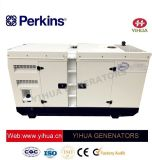 Perkins Wx 침묵하는 Standarder 닫집 전성기 힘 58-160kw 50Hz 디젤 엔진 Genset [IC180226b]