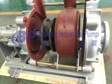 Lange Lebensdauer-Mineralaufbereitenhorizontale zentrifugale Schlamm-Pumpen-Teile
