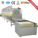 Novo tipo secador do túnel da micrôonda