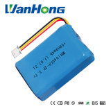 bateria do Li-íon de 104058pl 5800mAh 3.7V da lâmpada de mineiro