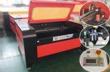 Ткань CNC/кожаный лазер картины гравируют древесину