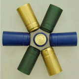Le joint du bouchon thermorétractable en PVC pour bouteille de vin, Capsule rétractable PVC