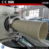 Пластичная линия штрангя-прессовани машинного оборудования трубы PVC