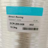 fibre discontinue directe de la fibre de verre 200tex pour la maille
