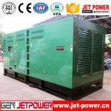 Дизельный двигатель Perkins 500 ква звуконепроницаемых дизельного генератора Генератор промышленности